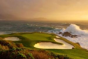 Pebble Beach Golf Links, Hole 7 (2)