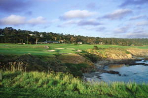 Pebble Beach Golf Links, Hole 8 (2)