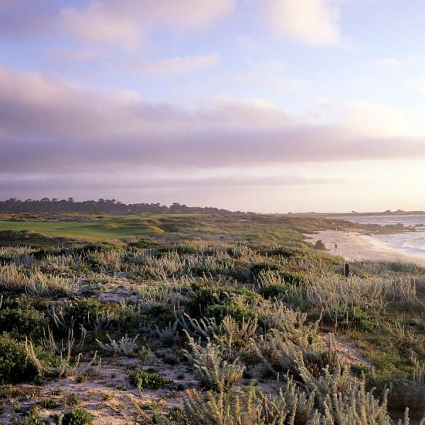 The Links at Spanish Bay**, Hole 17