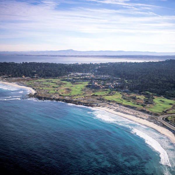 The Links at Spanish Bay**, Aerial 2
