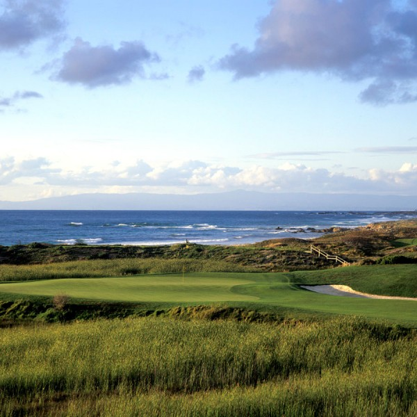 The Links at Spanish Bay**, Hole 7