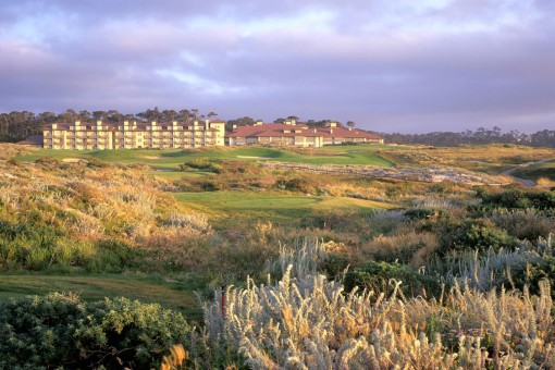 The Links at Spanish Bay**, Hole 15