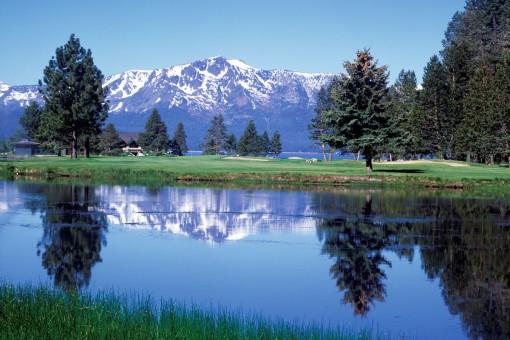 Edgewood-Tahoe Golf Course Hole 14