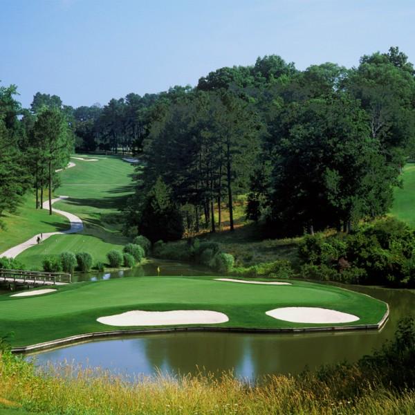 Golden Horseshoe Golf Course