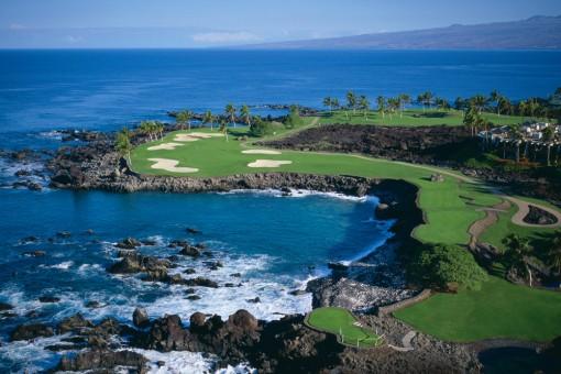 Mauna Lani Resort Hole 15