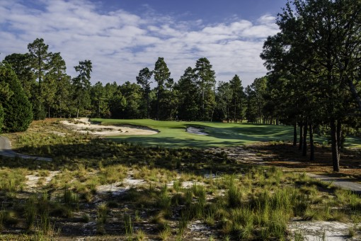 Pinehurst Resort Course #2, Hole 9