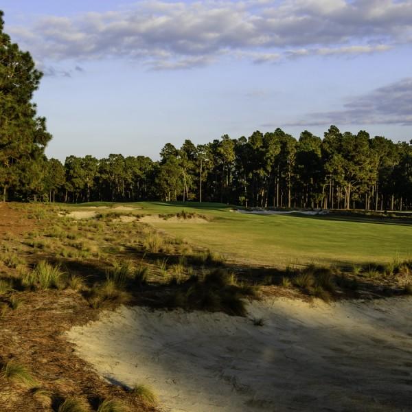 Pinehurst Resort Course #2, Hole 14