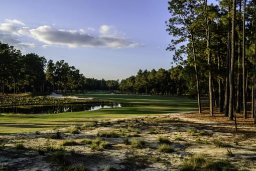 Pinehurst Resort Course #2, Hole 16