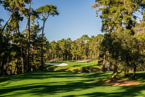 Poppy Hills Golf Course, Hole 2