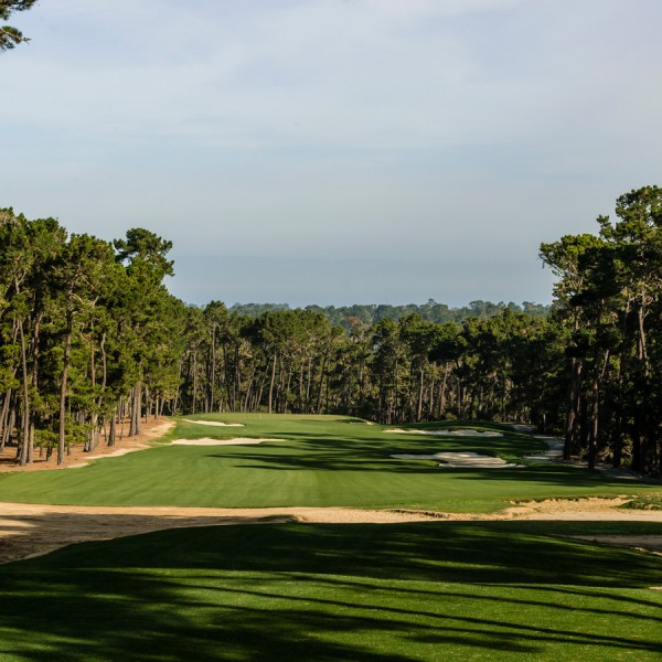 Poppy Hills Golf Course, Hole 12