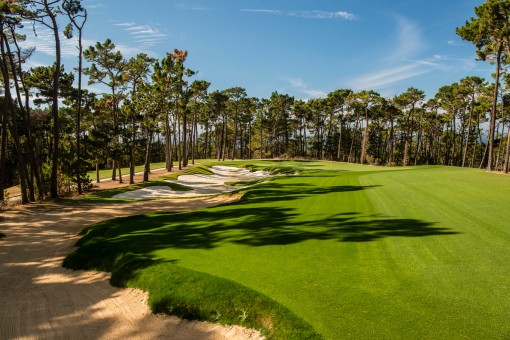 Poppy Hills Golf Course, Hole 15