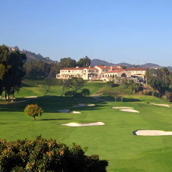 RivieraCountry Club, Hole 18