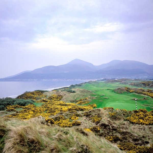 The Royal County Down Golf Club, Hole 3