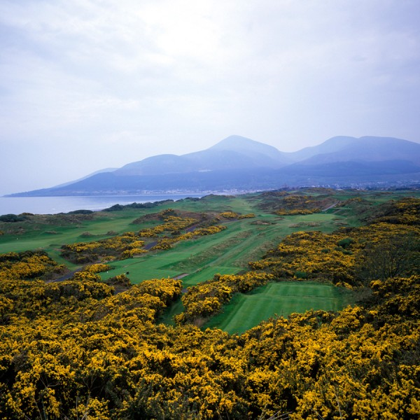 The Royal County Down Golf Club, Hole 4