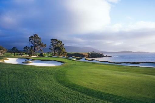 Pebble Beach Golf Links, Hole 4