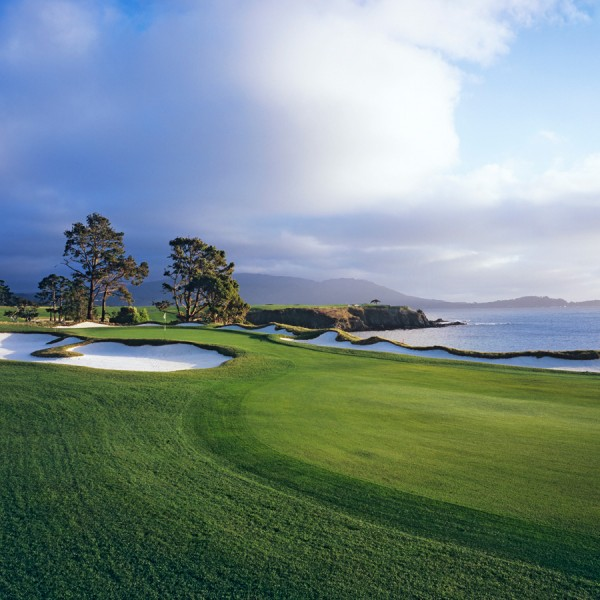 Pebble Beach Golf Links, Hole 4