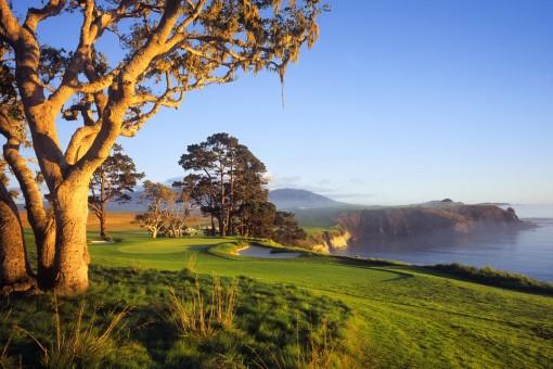 Pebble Beach Golf Links, Hole 5