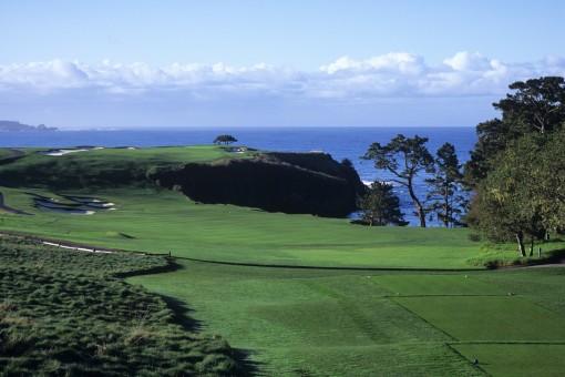 Pebble Beach Golf Links, Hole 6