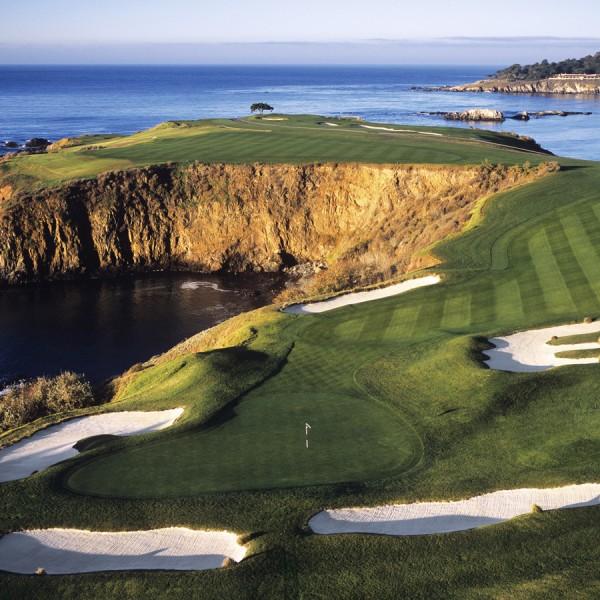 Pebble Beach Golf Links, Hole 8