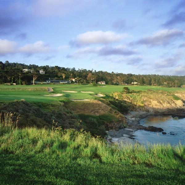 Pebble Beach Golf Links, Hole 8 (2)