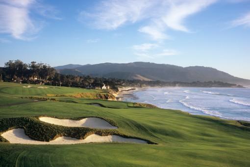 Pebble Beach Golf Links, Hole 9