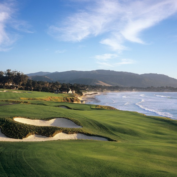 Pebble Beach Golf Links, Hole 9