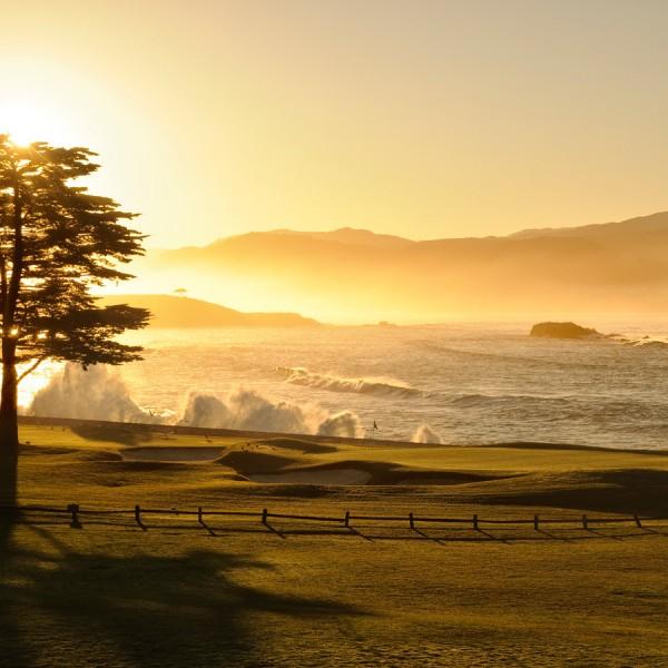 Pebble Beach Golf Links, Hole 18