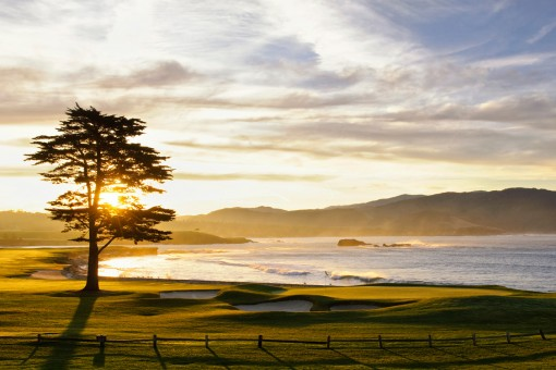 Pebble Beach Golf Links, Hole 18 (2)