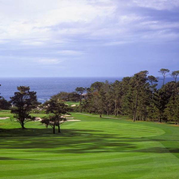 Spyglass Hill Golf Course, Hole 1