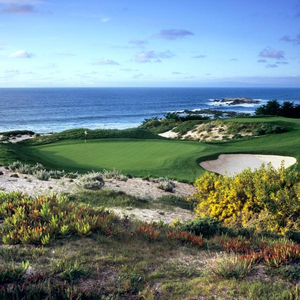 Spyglass Hill Golf Course, Hole 3