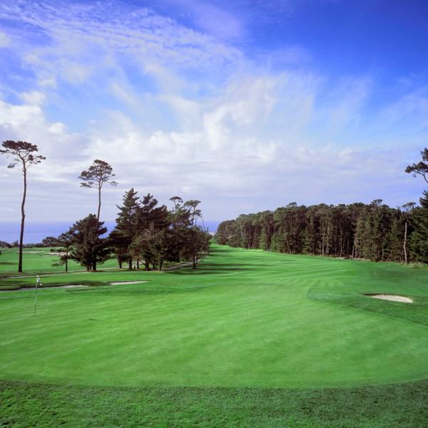 Spyglass Hill Golf Course, Hole 6