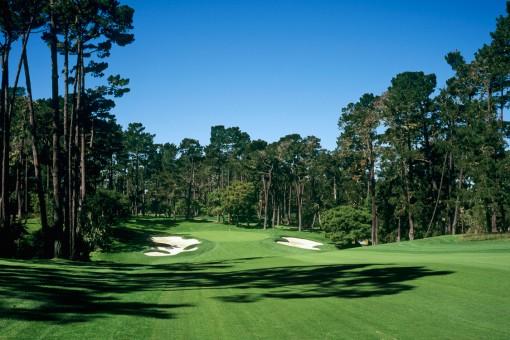 Spyglass Hill Golf Course**, Hole 16